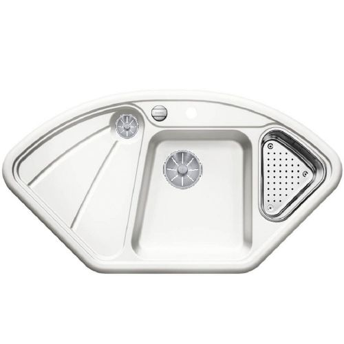 Blanco Delta Inset Ceramic Kitchen Sink